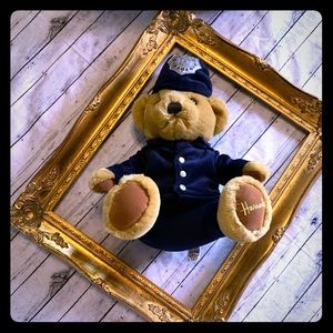 Harrods police Bear